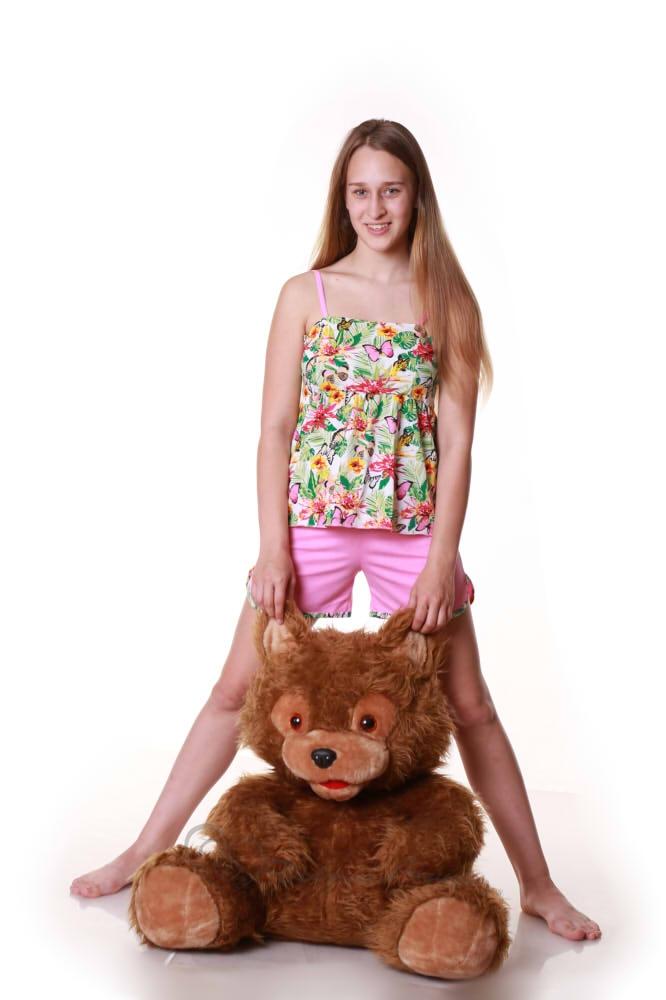 Пижама женская «Лора»