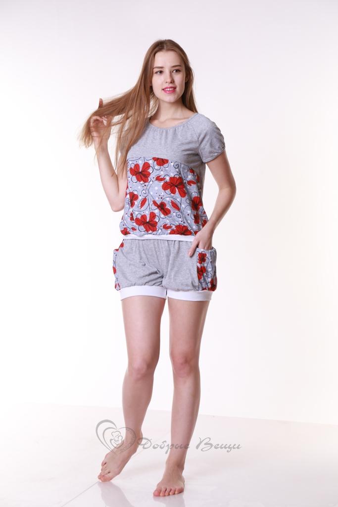 Пижама женская «Заря»
